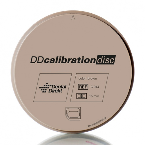 Akk. DD calibration disc
