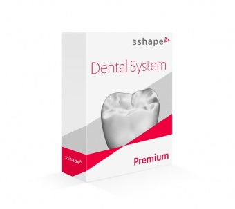 CAD Software 3Shape Dental System