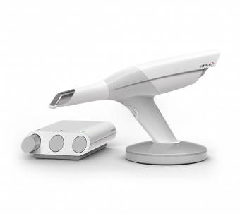 Intraoralscanner 3Shape Button