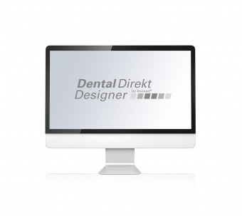 CAD Software by exocad Dental Direkt Designer